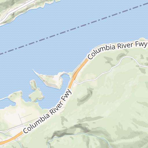 Cascade Locks Fire Map.Community Assessment Cascade Locks Fire Ems